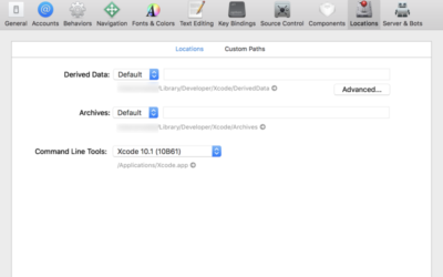 React Native: Unable to verify Xcode and Simulator installation